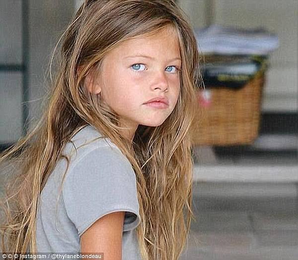 Новая самая красивая девочка: Анастасия из Перми покоряет мир