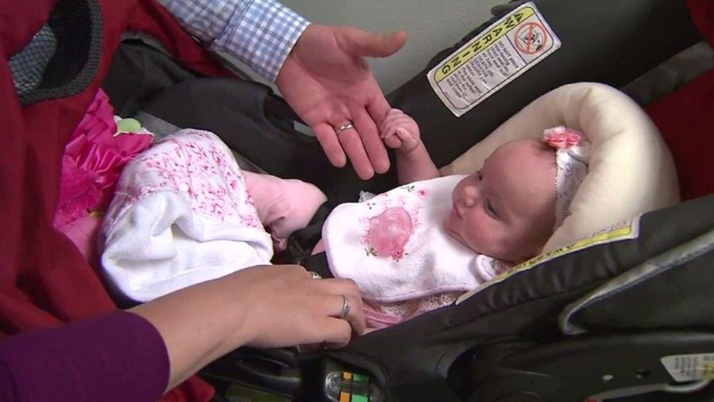 Родиться дважды: девочка из Америки появилась на свет 2 раза
