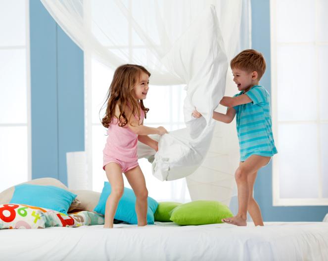 Детская гимнастика: 13 упражнений для здоровья малыша