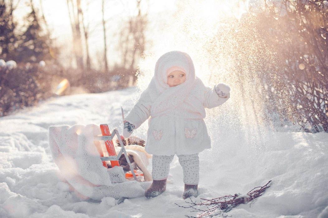 Как одевать малыша зимой: 4 совета, чтобы не поймать простуду