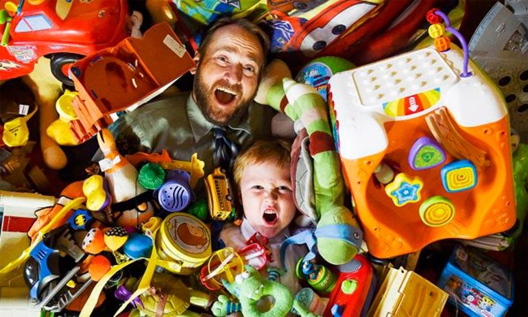 По мнению папы: 6 игрушек, которые точно не нужны малышам