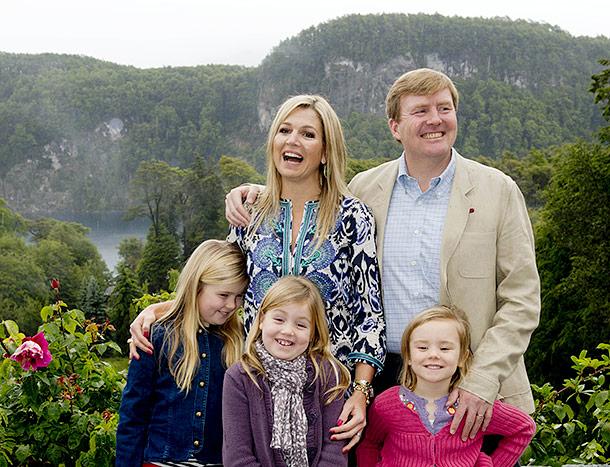 Пример для всех: 7 многодетных королевских семей