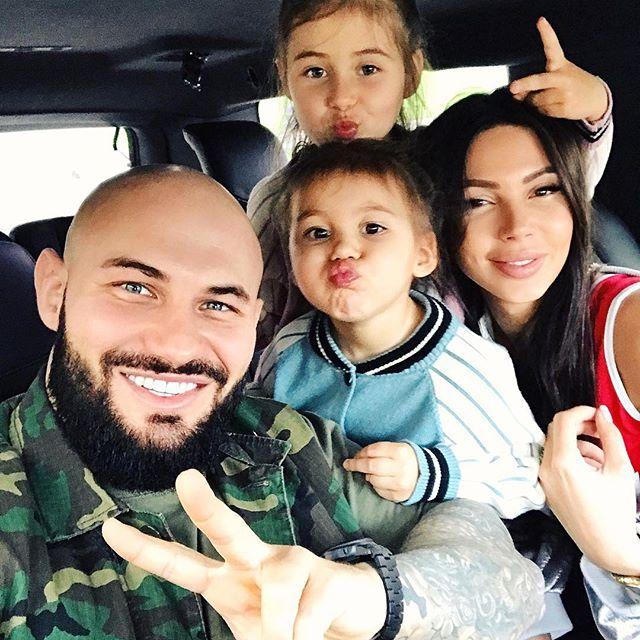 Сын для Джигана: Оксана Самойлова собирается родить 4-го малыша