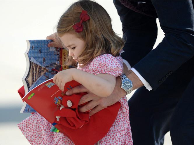 Уже решено: 2-хлетняя Принцесса Шарлотта идет в детский садик