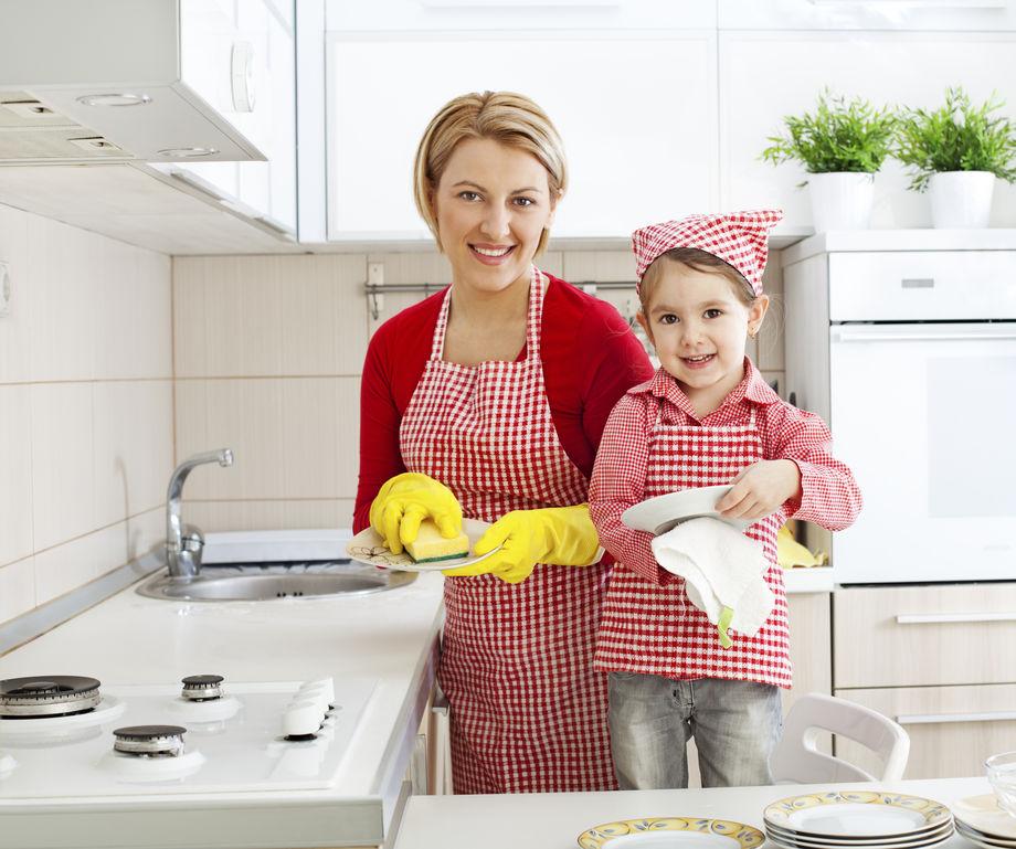 Если у вас дети: 5 идей, как поддерживать порядок и не сойти с ума