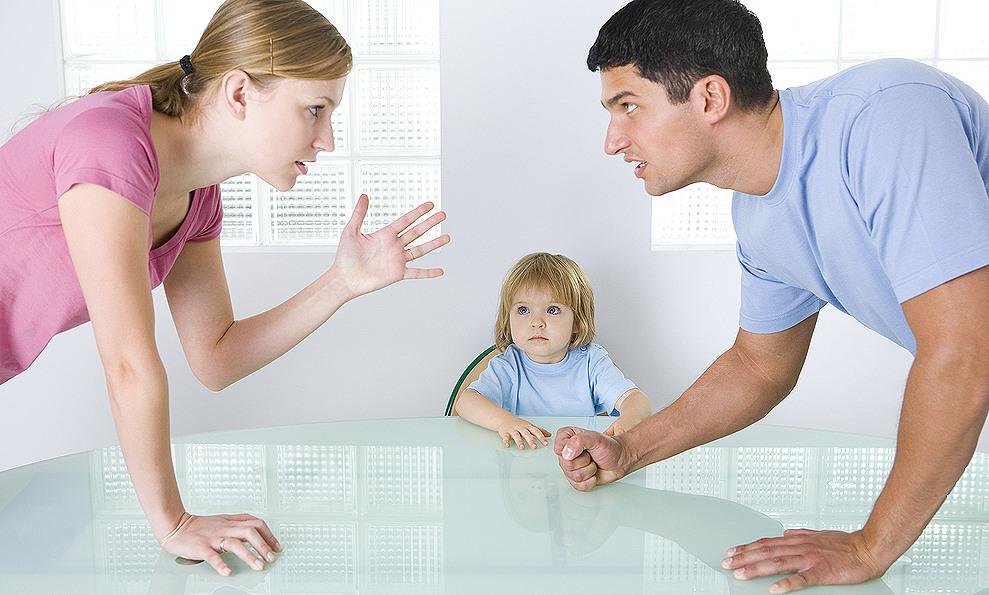 Ну все - развод: 10 причин расстаться после рождения ребенка