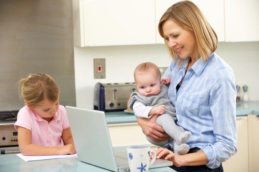 Как успеть все: 12 советов от успешных бизнес-мам