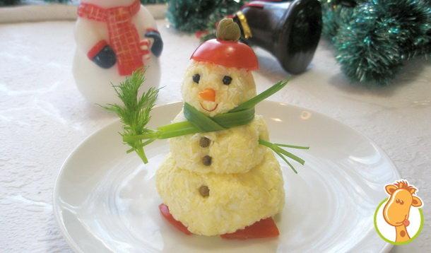 На один укус: 7 веселых закусок для детей к новогоднему столу