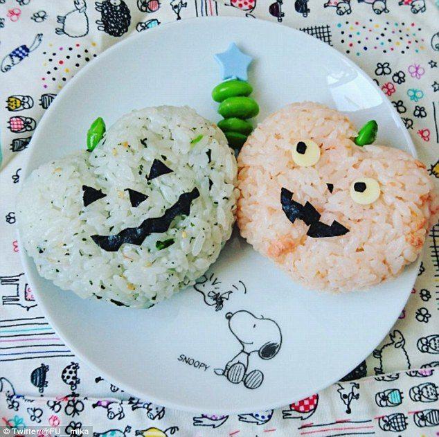 Ужасно вкусно: 10 креативных идей для Хеллоуин из японского Twitter