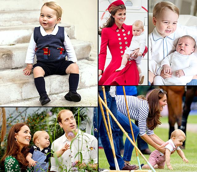 Рождество на пороге: принц Уильями и Кейт Миддлтон снялись для открытки