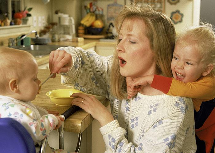 Как все успевать: 5 хитростей для вечно неуспевающих мам