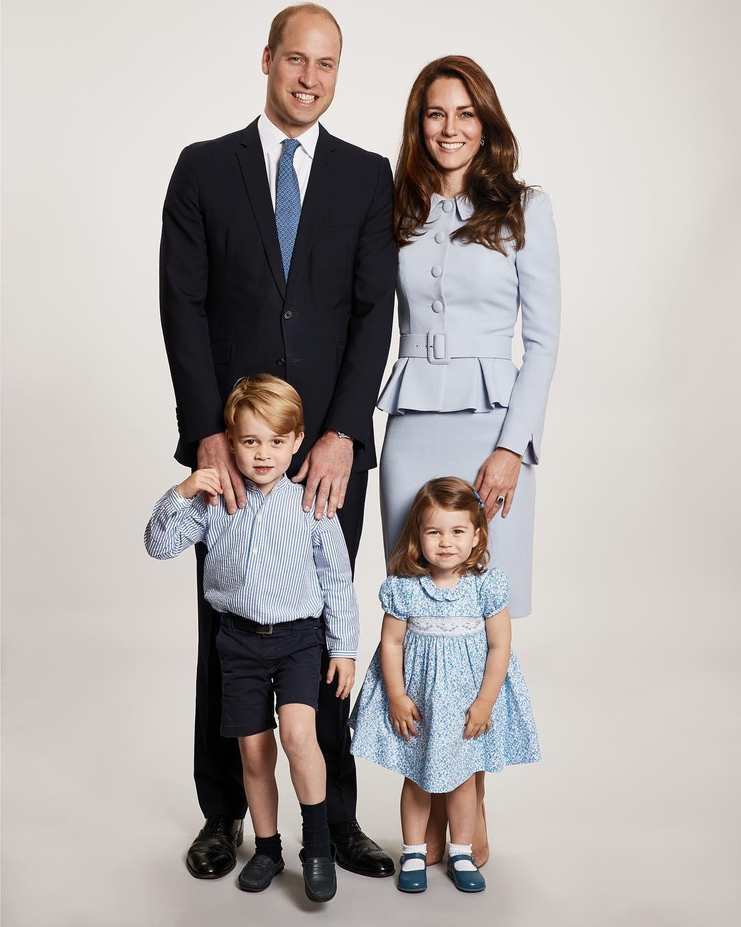 На благотворительность: Кейт Миддлтон и принц Уильям отдадут все подарки
