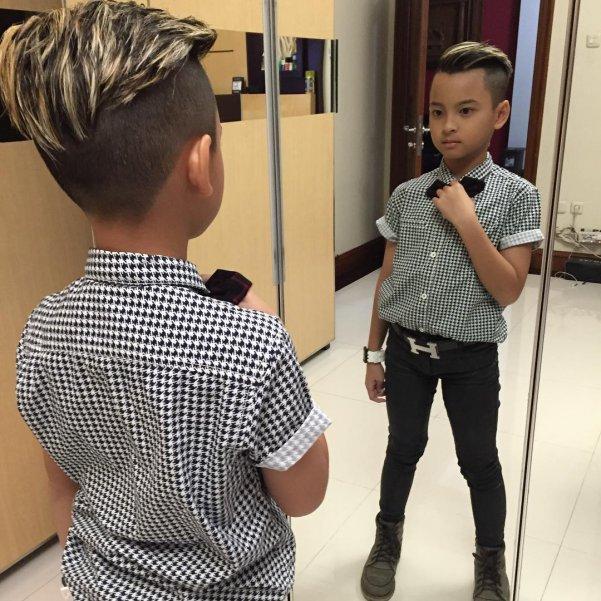 Нереально круто: 11 детей, которые знают толк в прическах