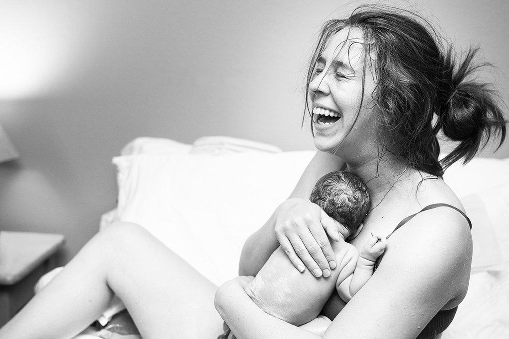 После родов: 5 моментов счастья, которые ощущает каждая мама