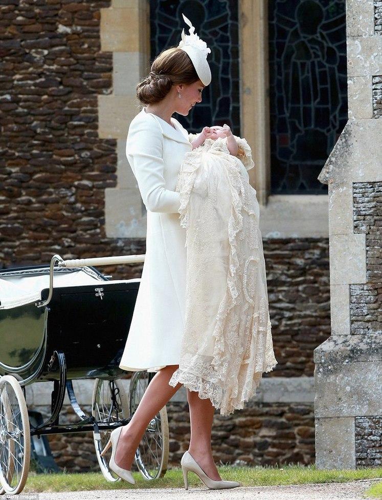 Стиль принцессы: как Кейт Миддлтон одевает дочь - 10 образов