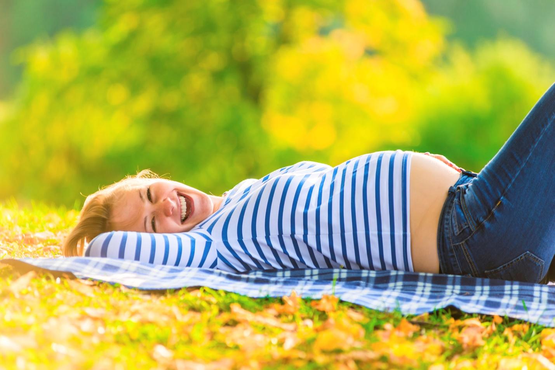 Когда есть животик: 5 вещей, которые уже не под силу беременной