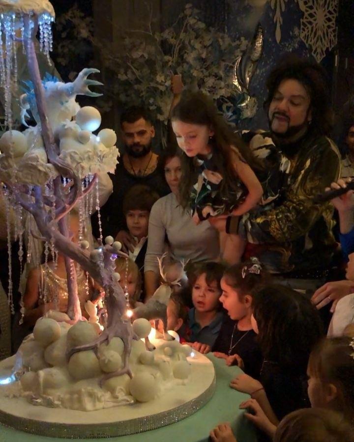День рождения Аллы Виктории: как Киркоров отметил 6 лет дочки?