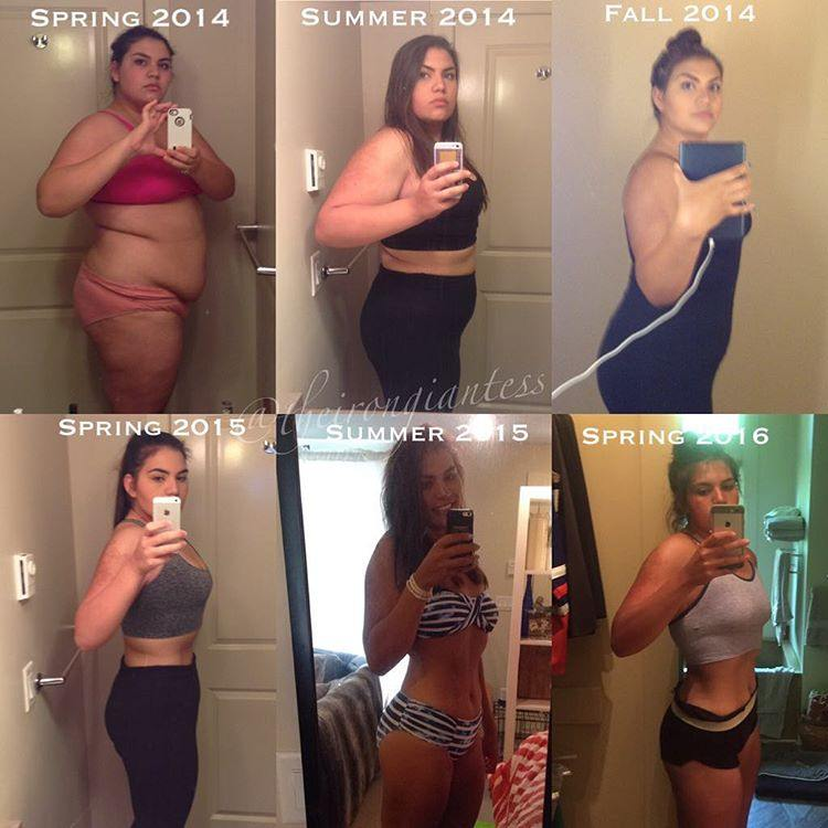 Чтобы показать пример: учительница похудела на 52 кг ради учеников