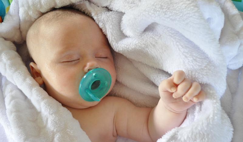 Если малыш просыпается ночью: гениальный лайфхак от мамы из Британии