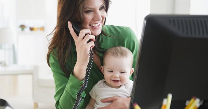 Почему лучше быть дамой с ребенком, чем без него — 6 причин