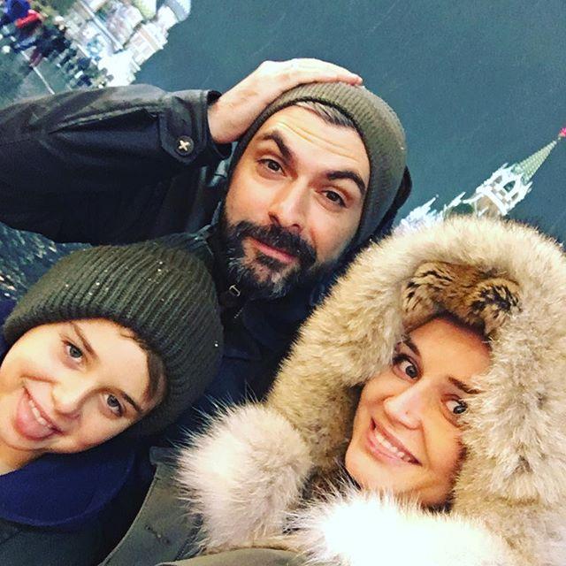 Видео из Instagram: 8-месячная дочка Полины Гагариной уже говорит