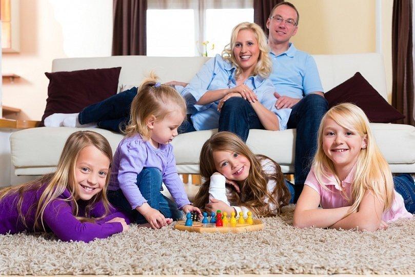Не стоит верить: ТОП-5 мифов о многодетных семьях