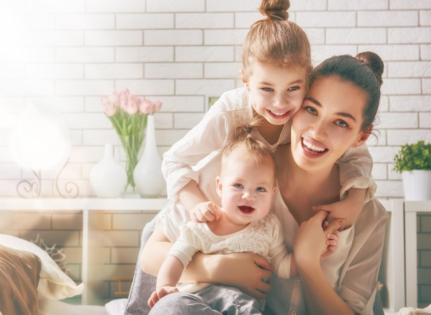Почему трое детей - легче, чем один: 7 доводов от многодетнымх мам
