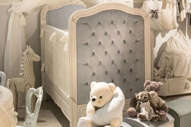 Всё для дочки: Ким Кардашьян потратила $550 тысяч на детскую комнату