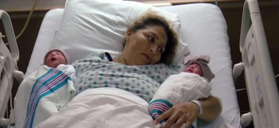 У малышей были другие планы: в США родились близнецы в разные годы