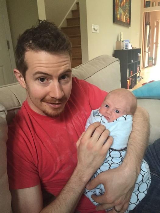 Вот это мимика: 20 фото младенца, который любит строить гримасы