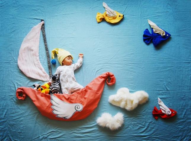 Ожившая сказка: как мама превращает сон своего малыша в приключение?