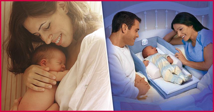 Как сделать чтобы ребенок крепче спал