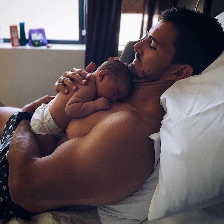 Прочь стереотипы: эти 13 фото доказывают, папа с ребенком — это круто
