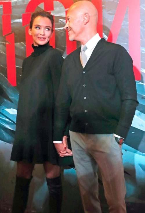 Федор Бондарчук и Паулина Андреева станут родителями?