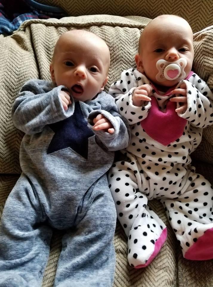 Один шанс на 500,000: американка родила три пары близнецов — без помощи ЭКО