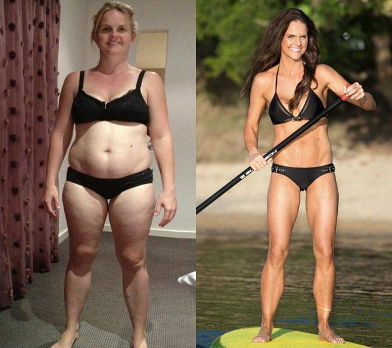 Пляж, бикини, фото: мать 5 детей рассказала, как заставить себя похудеть