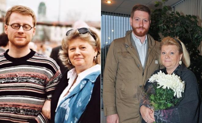 Бабушка во 2-й раз: у Ирины Муравьевой родился еще один внук