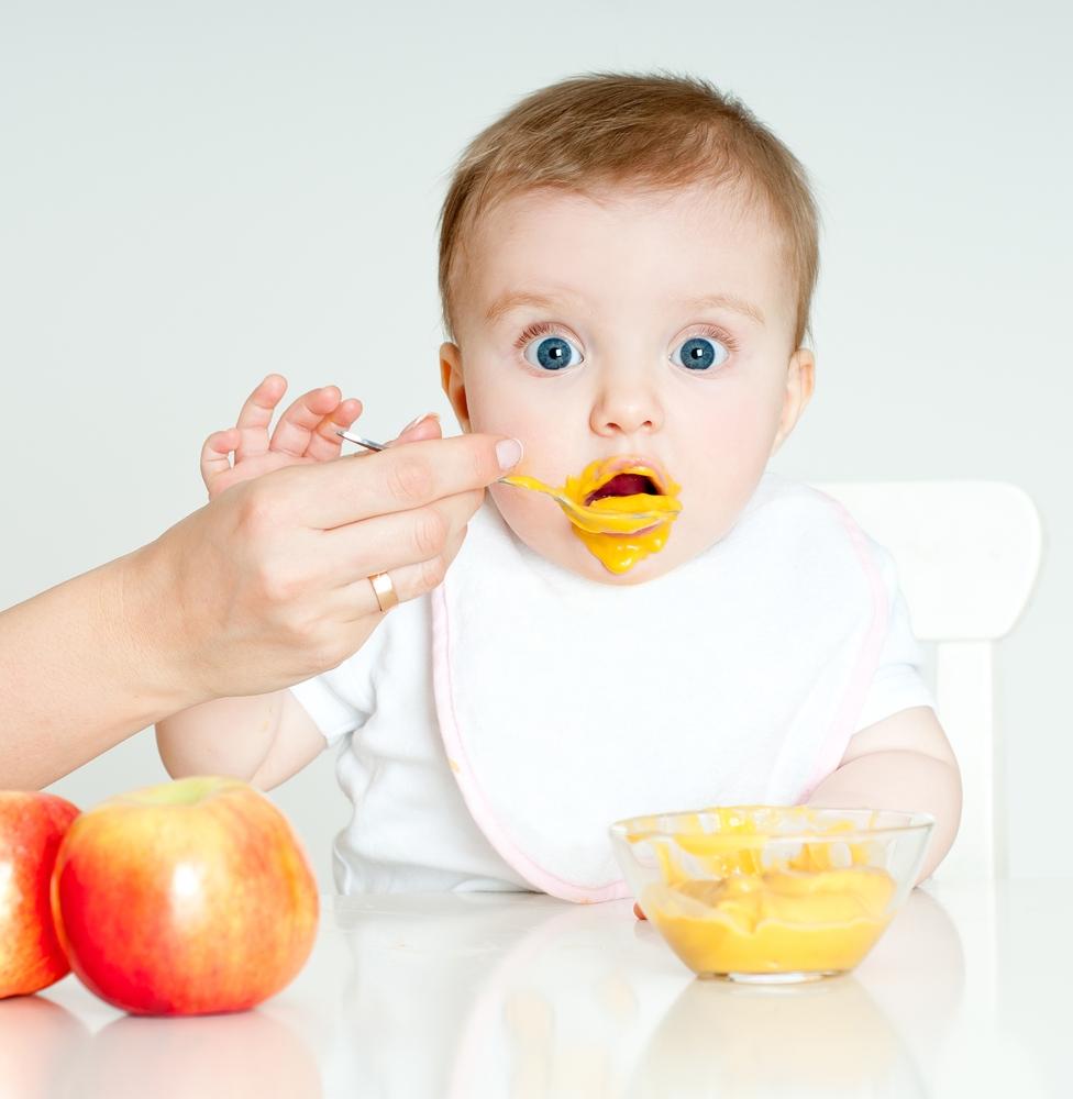 Детское меню: 10 главных ошибок молодых родителей