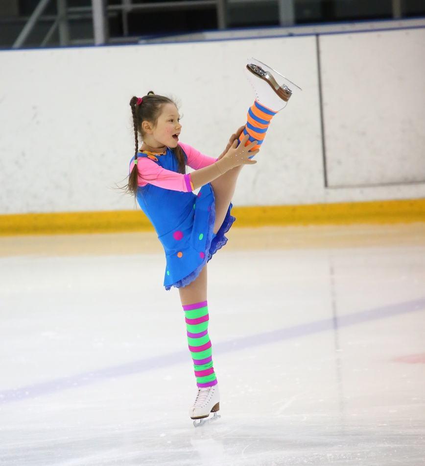 5 звёздных детей, которые решили покорить Олимпийский лёд