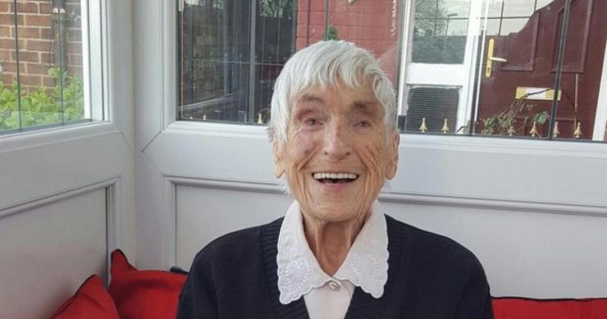 У супер-бабушки из Великобритании осталось более 150 внуков