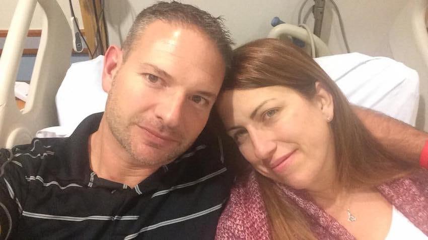 Чтобы спасти жизнь — мама из США пожертвовала глазом ради детей
