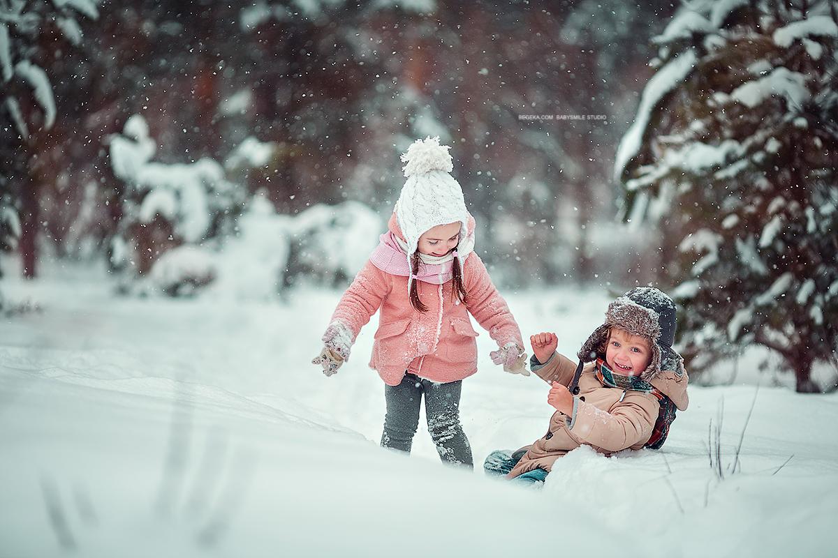 Как одеть ребенка, чтобы он не замерз зимой: 10 советов
