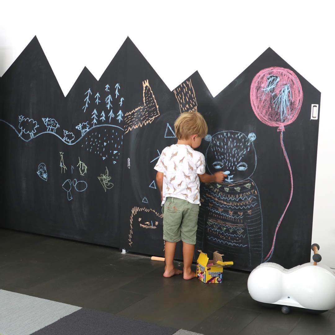 Как оформить стены в детской: 15 идей для креативных родителей