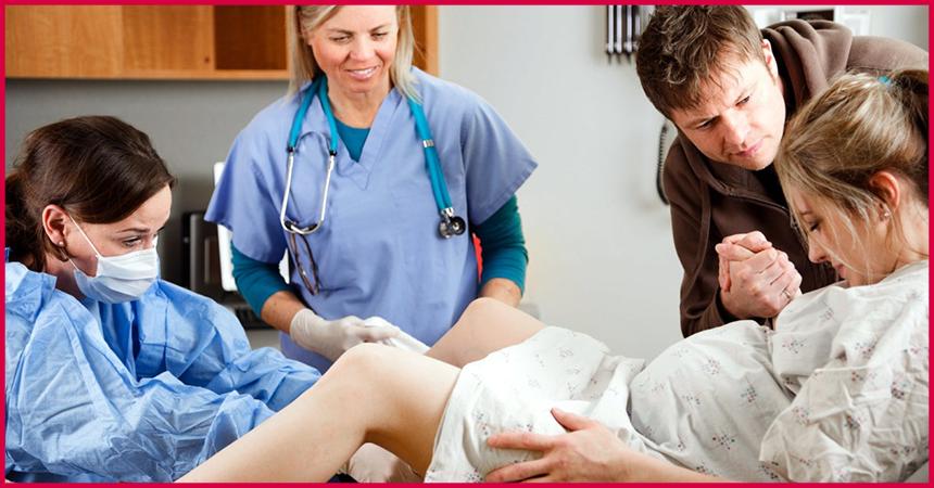 К чему снятся собственные роды беременной женщине 56