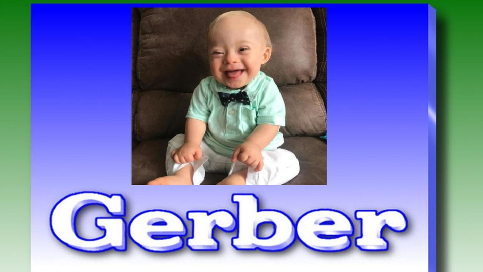 Впервые в истории Gerber: лицом бренда стал ребенок с синдромом Дауна