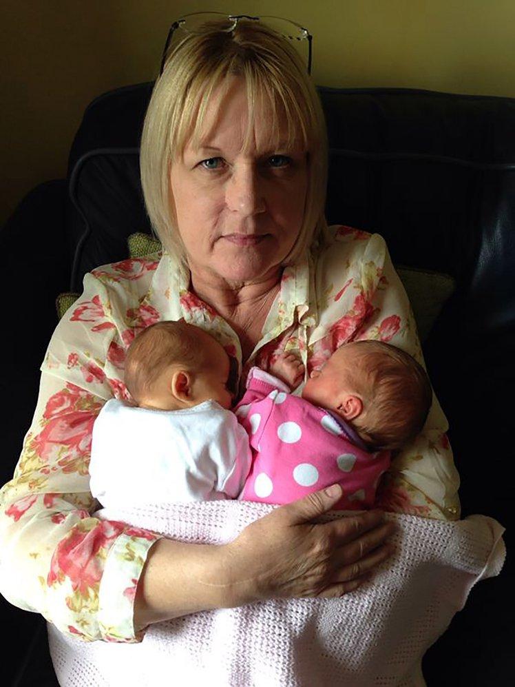 51-летняя бабушка стала самой возрастной суррогатной мамой Англии. Причина вас удивит!