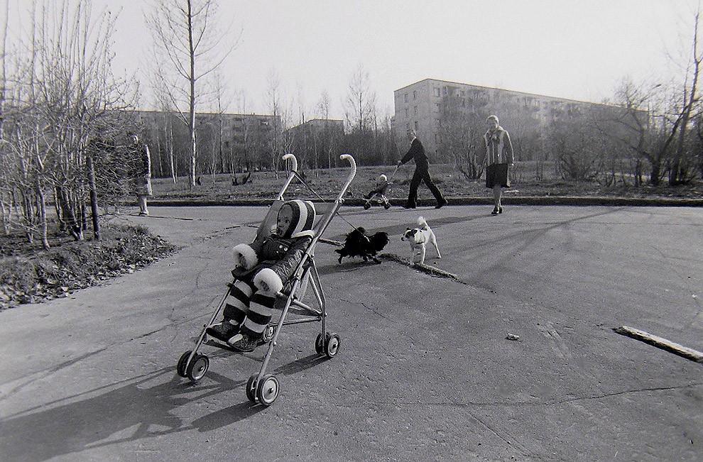 Каким было детство в 1970-х: ностальгия в 17 ч/б кадрах