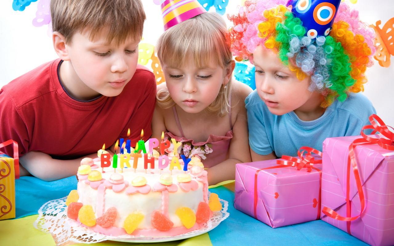 Как отметить День рождения ребенка и не сойти с ума: 5 важных правил