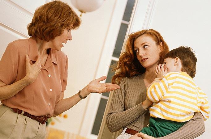 Молодым мамам не нужны мудрые советы — вот 5 причин почему