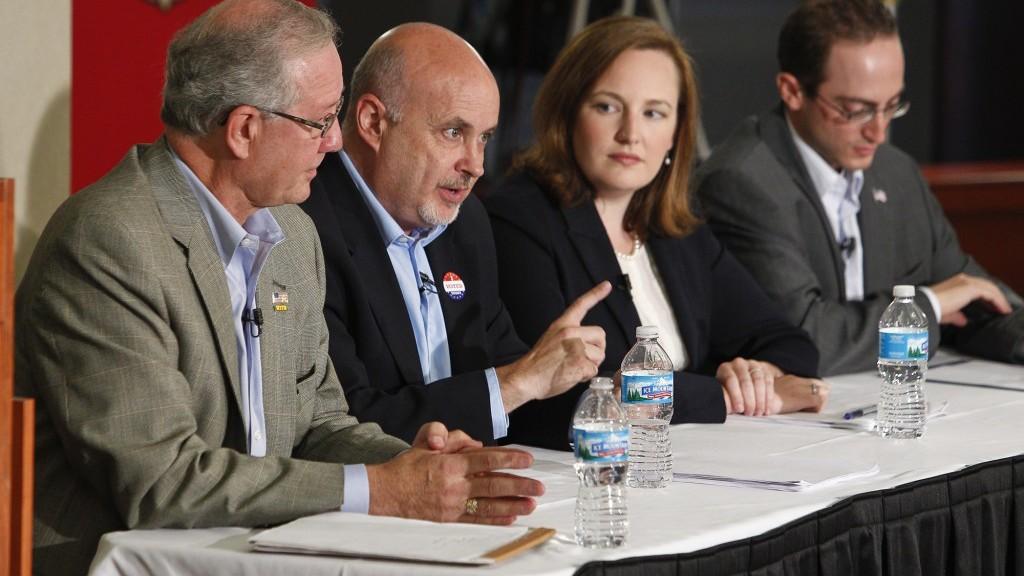 Кандидат в губернаторы из США показала ГВ в предвыборном ролике. Пиар или случайность?